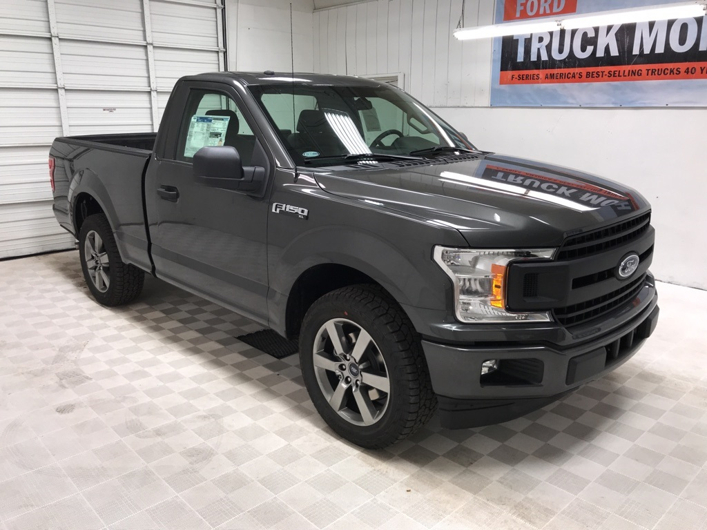 New 2018 Ford F 150 Xl 2d Standard Cab In Chandler 1303