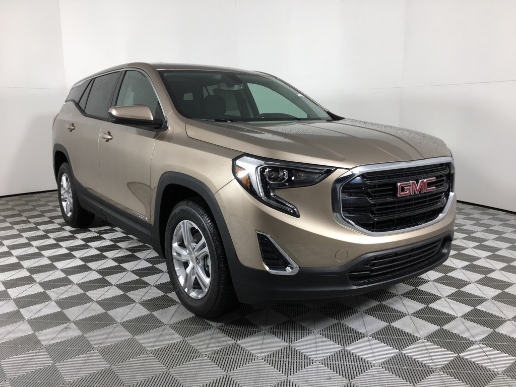 New 2018 Gmc Terrain Sle 4d Sport Utility In Oklahoma City