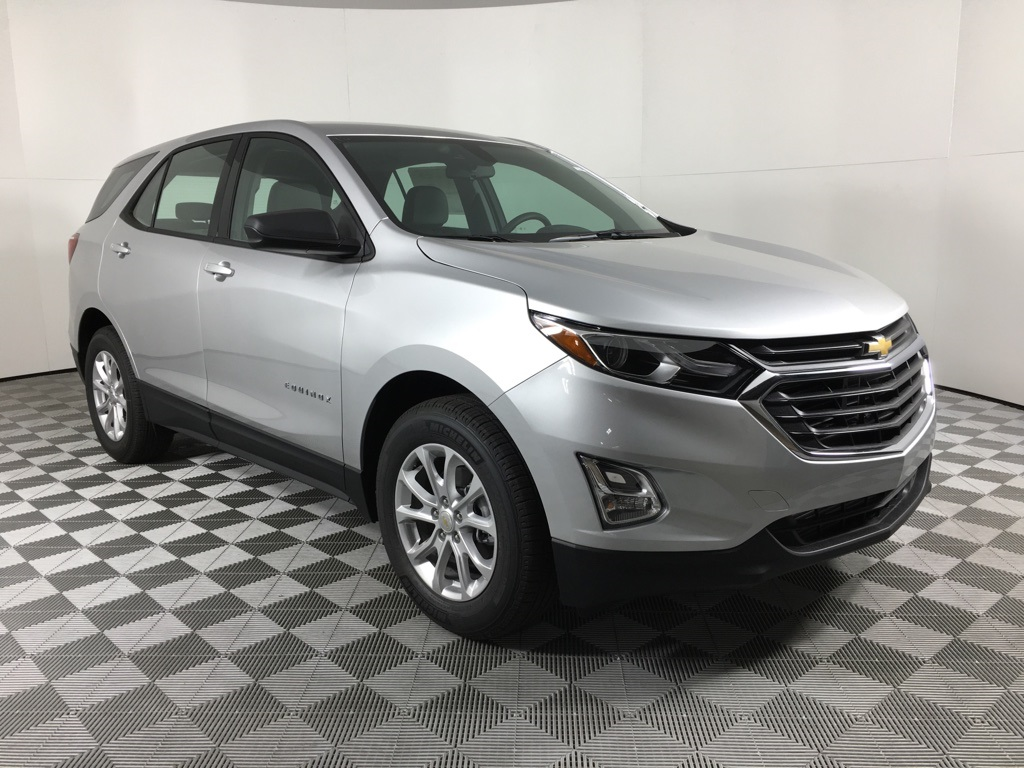 New 2018 Chevrolet Equinox Ls 4d Sport Utility In Oklahoma