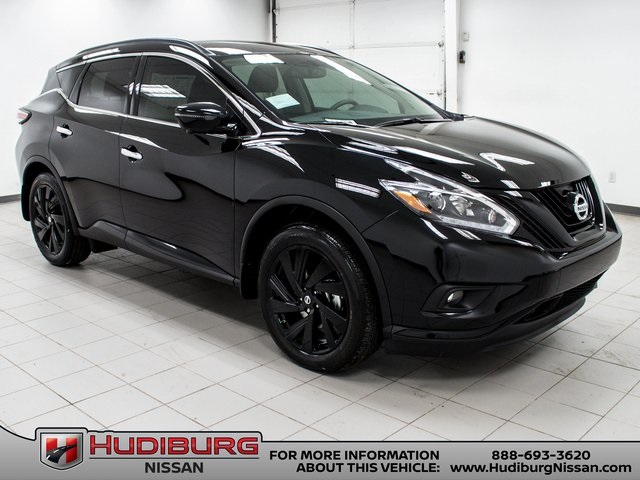 New 2018 Nissan Murano Sl 4d Sport Utility In Oklahoma