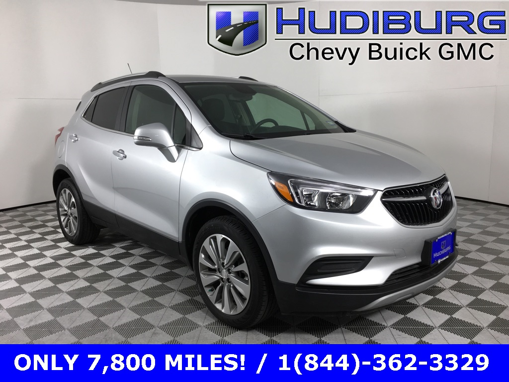 PreOwned Buick Encore Preferred D Sport Utility In Oklahoma - Oklahoma city buick dealers